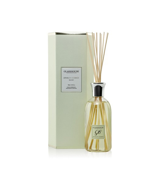 Amalfi Coast Room Diffuser, GlassHouse Fragrances, Jewellery, Sunglasses, Rings, Necklaces, Bracelets, Free Shipping, For Sale Australia, Zinc Shop