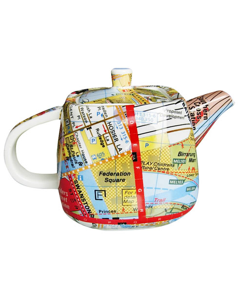 iconic directions teapot, Make Me Iconic, Jewellery, Sunglasses, Rings, Necklaces, Bracelets, Free Shipping, For Sale Australia, Zinc Shop