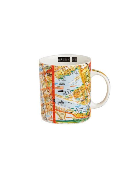 Iconic Directions Mug
