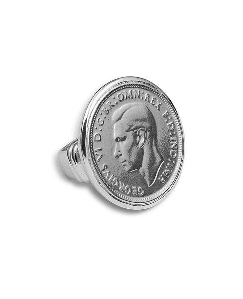 Florin Coin Ring
