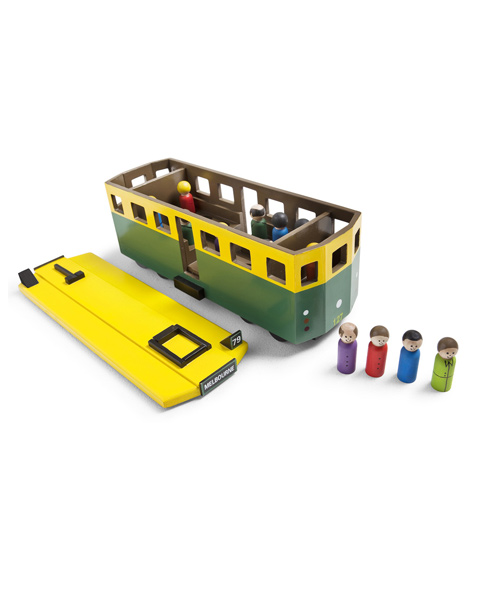 iconic toy tram, Make Me Iconic, Jewellery, Sunglasses, Rings, Necklaces, Bracelets, Free Shipping, For Sale Australia, Zinc Shop