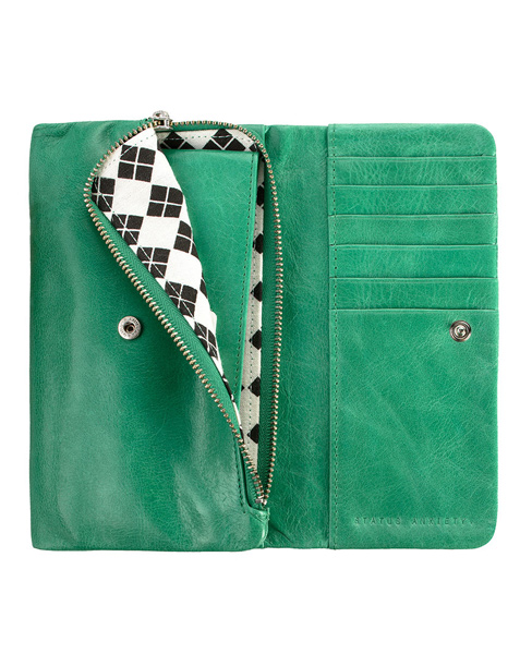 AUDREY – EMERALD, Status Anxiety, Jewellery, Sunglasses, Rings, Necklaces, Bracelets, Free Shipping, For Sale Australia, Zinc Shop